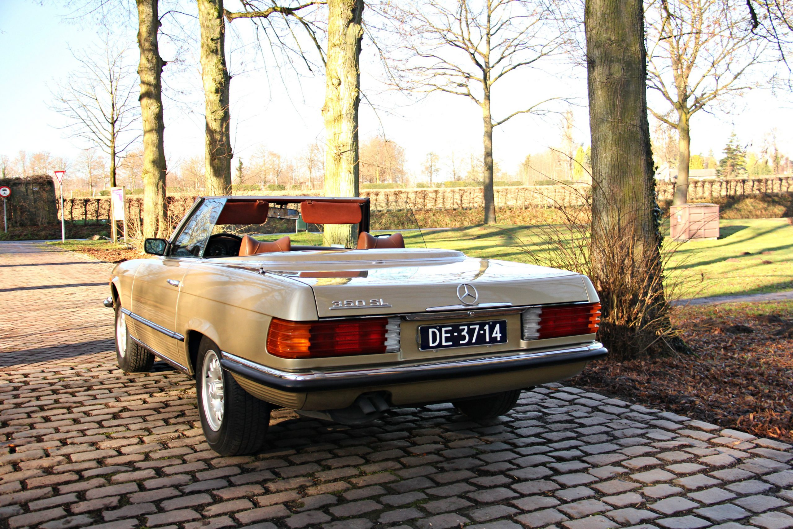 Mercedes Benz SL 350 Roadster