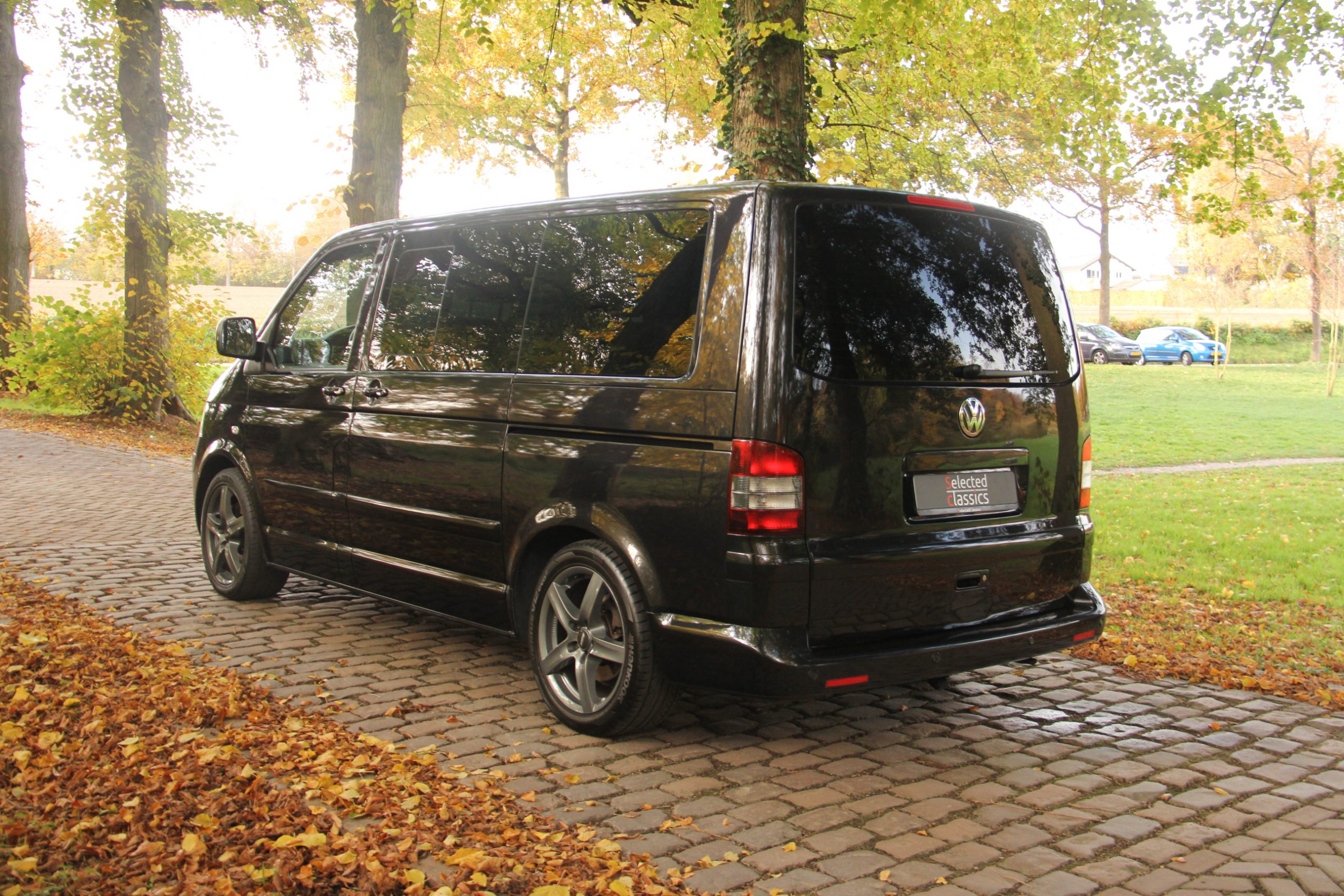ABT Volkswagen T5 Multivan Highline